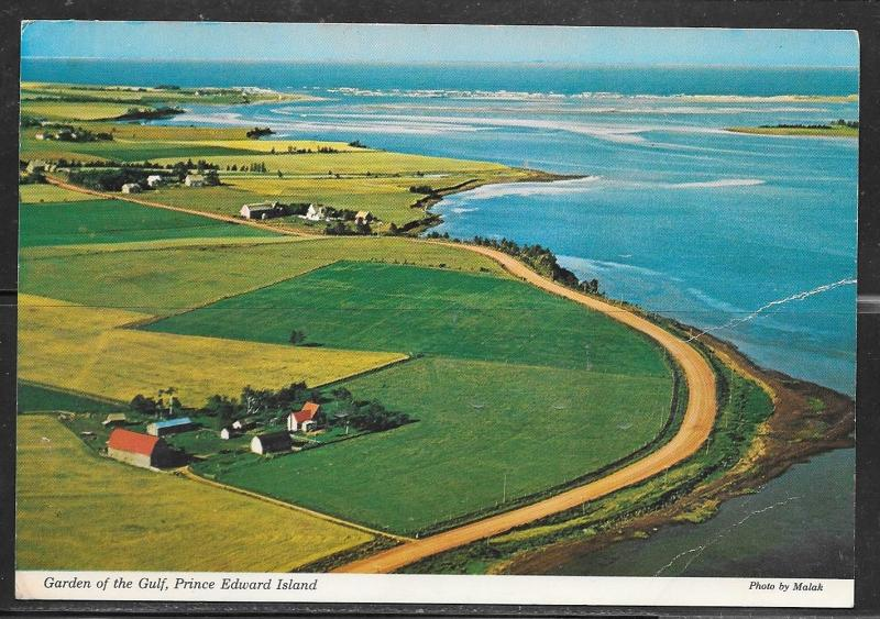 Canada, Prince Edward Island, River Road, mailed 1978