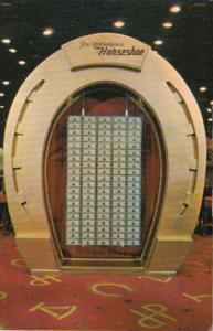 Nevada Las Vegas One Million Dollar Display Joe W Brown's Horseshoe Club