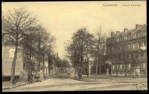 france, CHARLEVILLE, Avenue Nationale (ca. 1915)