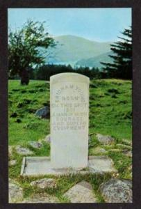 VT Brigham Young Birth LDS Monument WHITINGHAM VERMONT