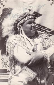 RP: Indian Chief , USA , 30-40s