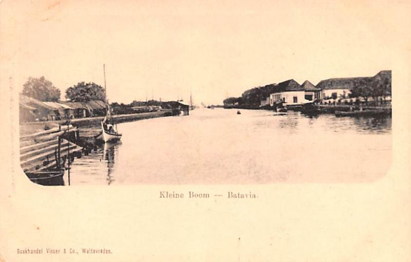 Batavia Indonesia, Republik Indonesia Kleine Boom Batavia Kleine Boom