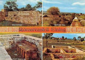 Roemercastell Eining HEizbares Gebaude Sudturm des Burgus Ruins