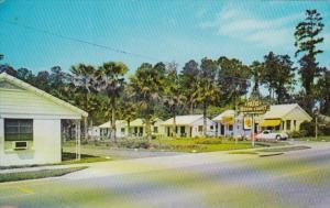 Florida Jacksonville Patio Motor Court