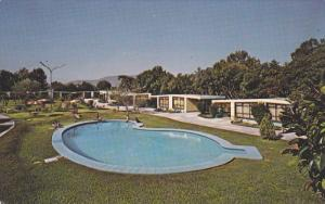 GUADALAJARA, Jalisco, Mexico, 40-60s; Motel Tropicana, Swimming Pool