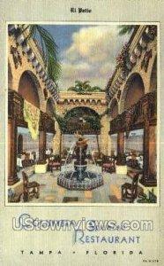 Columbia Spanish Restaurant - Tampa, Florida FL