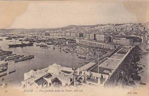 Vue Generale Prise Du Phare, Cote Sud, Alger, Algeria, Africa, 1900-1910s