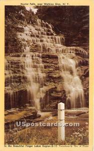 Hector Falls Watkins Glen NY 1949