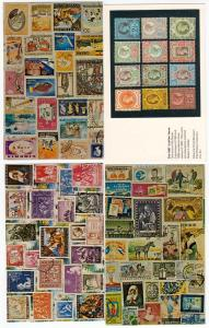 4 - Stamps of the World