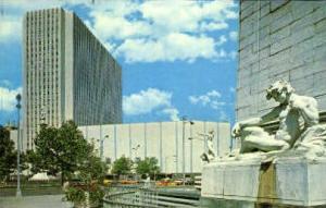 New York Coliseum New York City NY Unused