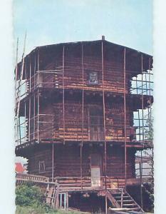 Unused Pre-1980 THREE-STORY LOG BUILDING Whitehorse Yukon Territory YT G0779