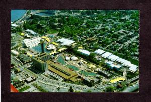 TN Tennessee 1982 World's Fair Aerial View Knoxville Tenn Postcard