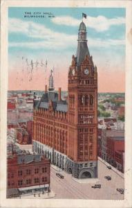The City Hall Milwaukee Wisconsin 1933