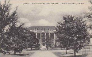 Arkansas Russellville Administration Building Arkansas Polytechnic College Al...