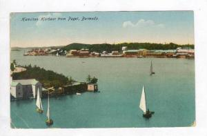 Hamilton harbour from Paget, Bermuda, 00-10s