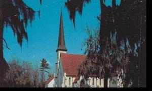 South Carolina Stateburg The Church Of The Holy Cross