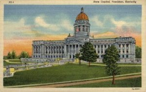 State Capitol - Frankfort, KY