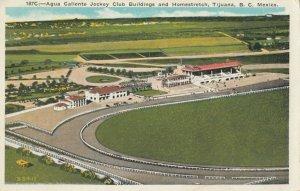 TIJUANA , Mexico, 1910-30s ; Horse Race Track