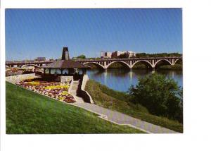 Bobby Thompson Memoriam, Bridge, Saskatoon, Saskatchewan, Photo Creative Phot...