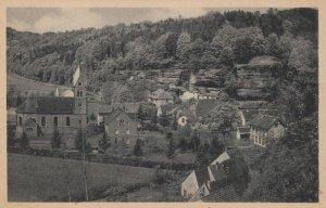 GRAUFTHAL , Germany , 1900-10s ; Felsenwohnungen