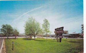 Hyland Motel , LONDON , Ontario , Canada , 1950-60s