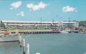 Massachusetts Falmouth Marina Motel Robbins Road Falmouth Cape Cod