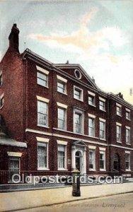 House of Mr. Ewart Gladstone Liverpool Unused