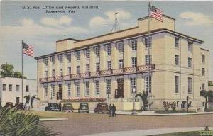 Florida Pensacola U S Post Office And Federal Building