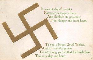 Good wishes Swastica PU Unknown