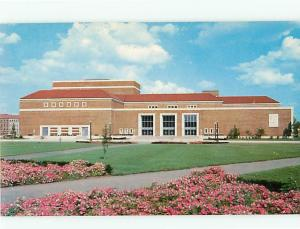 Perdue University Memorial Center Fowler Hall Theater Indiana Postcard # 8476