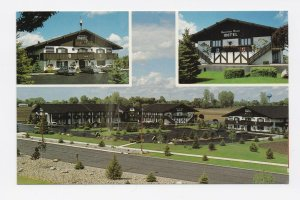 1984 Bavarian Haus Motel Postcard - Frankenmuth, MI - Rare and Unposted