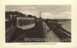 England, United Kingdon of Great Britain Blackpool Colonnade, New Promenade, ...