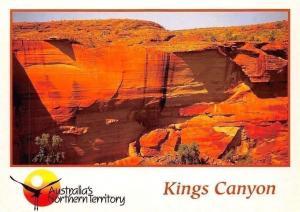Australia Northern Territory, Kings Canyon Watarrka National Park