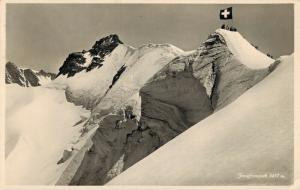 Switzerland Jungfraujoch 01.99