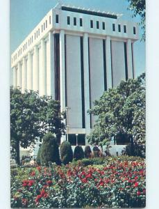 1980's MUNICIPAL OFFICE BUILDING Kansas City Kansas KS G1530
