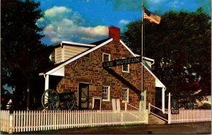 Postcard PA Pennsylvania Gettysburg General Lee Confederate Headquarters
