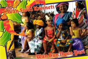 CPM SURINAME-Various Surinamese Culture (330365)