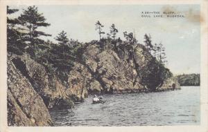 MUSKOKA, Ontario, Canada, PU-1909; The Bluff, Gull Lake