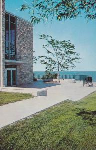 Carthage College , Lake View Patio , KENOSHA , Wisconsin ,  50-60s