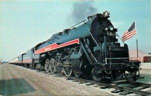 Railroad, American Freedom Train Locomotive, #1, The America, T-1 Class # 2101