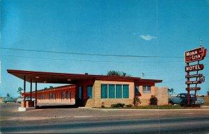 Florida Pensacola Mona Lisa Motel and Coffee Shop Highway 90