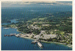 Aerial View Winslow Washington