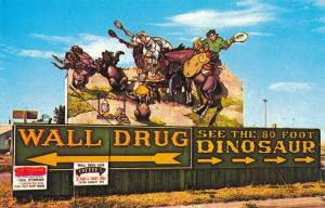 Wall Drug Moving Sign - Wall SD, South Dakota 5 cent Coffee