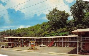 9859  NC Spruce Pine  Baker's Motel and Restaurant