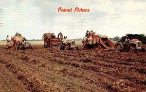 Peanut Pickers