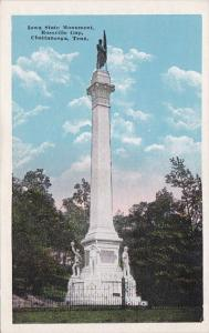 Tennessee Chattanooga Iowa State Monument Rossville Gap