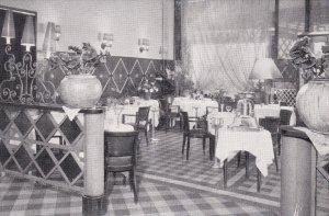 BC: Bi-fold, GRENOBLE, Rhone-Alpes, France; Restaurant La Poulde, City Map, 4...