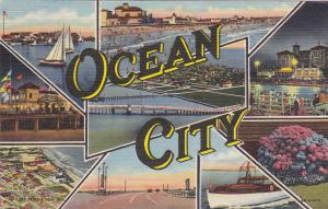 OCEAN CITY , New Jersey , 1954