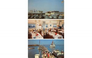 Capt. Starn's Restaurant and Boating Center in Atlantic City, New Jersey