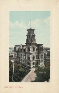 OTTAWA, Ontario, Canada, 1900-10s; City Hall